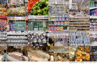 An innovative customer journey in supermarkets