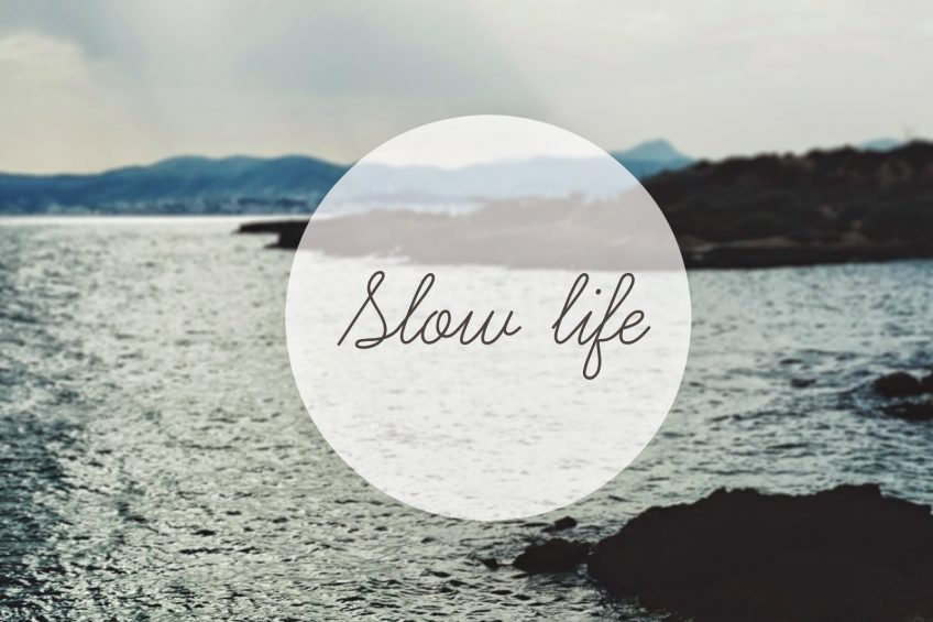 How The Slow Life Trend Interferes In Our Professional And Private Lives